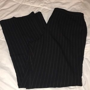 2 for $20 Let Suit essentials stripes dress pant